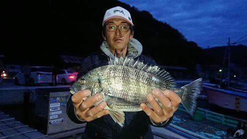京阪。清原さん 誠久丸1